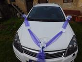 Ozdoba auta nevěsty,