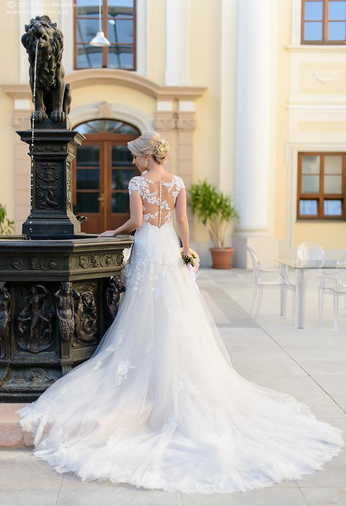 f170e09ce21e Luxusné španielske svadobné šaty pronovias wem