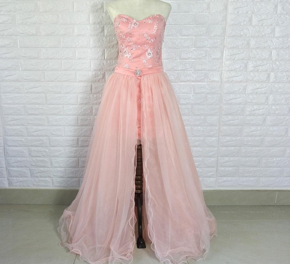 Dlhé krátke spoloč. šaty-17 veľkostí 3f70e668ccc