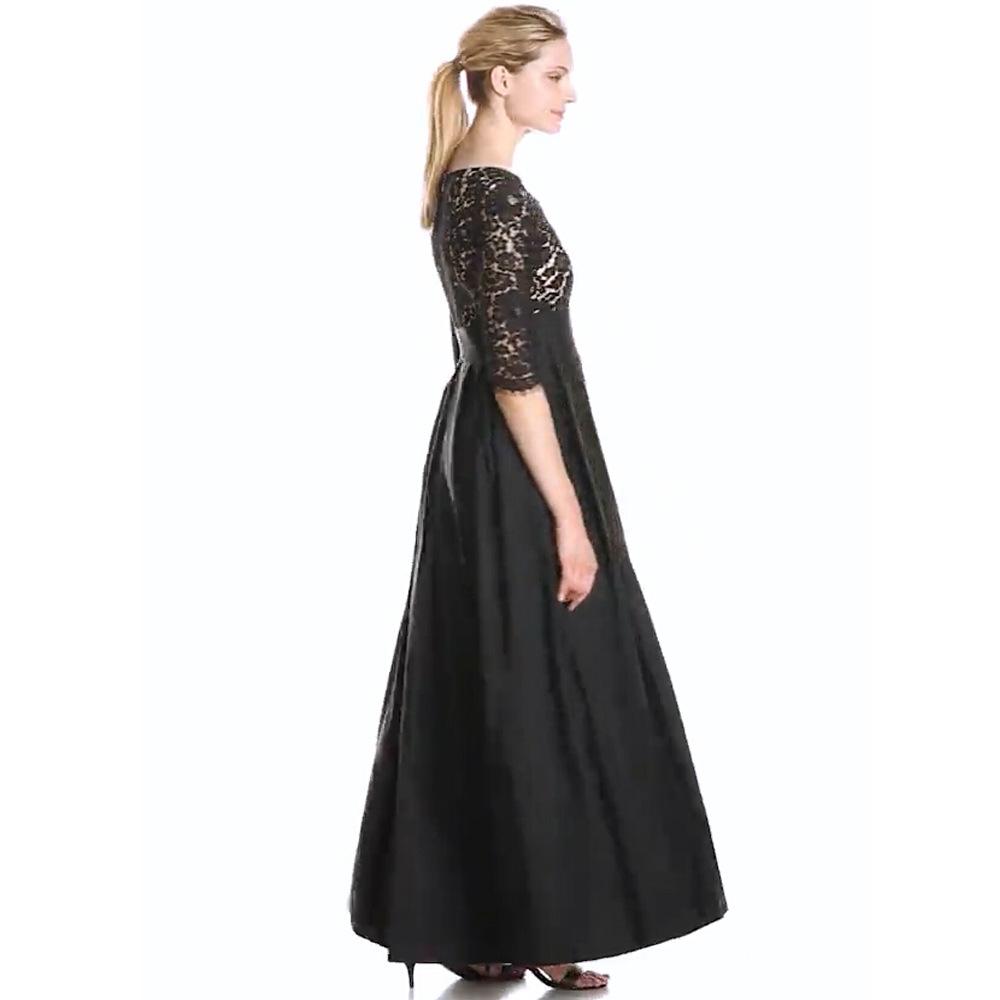 Dlhé spoločenské šaty pre moletky - 7 veľkostí 06bc718e29c