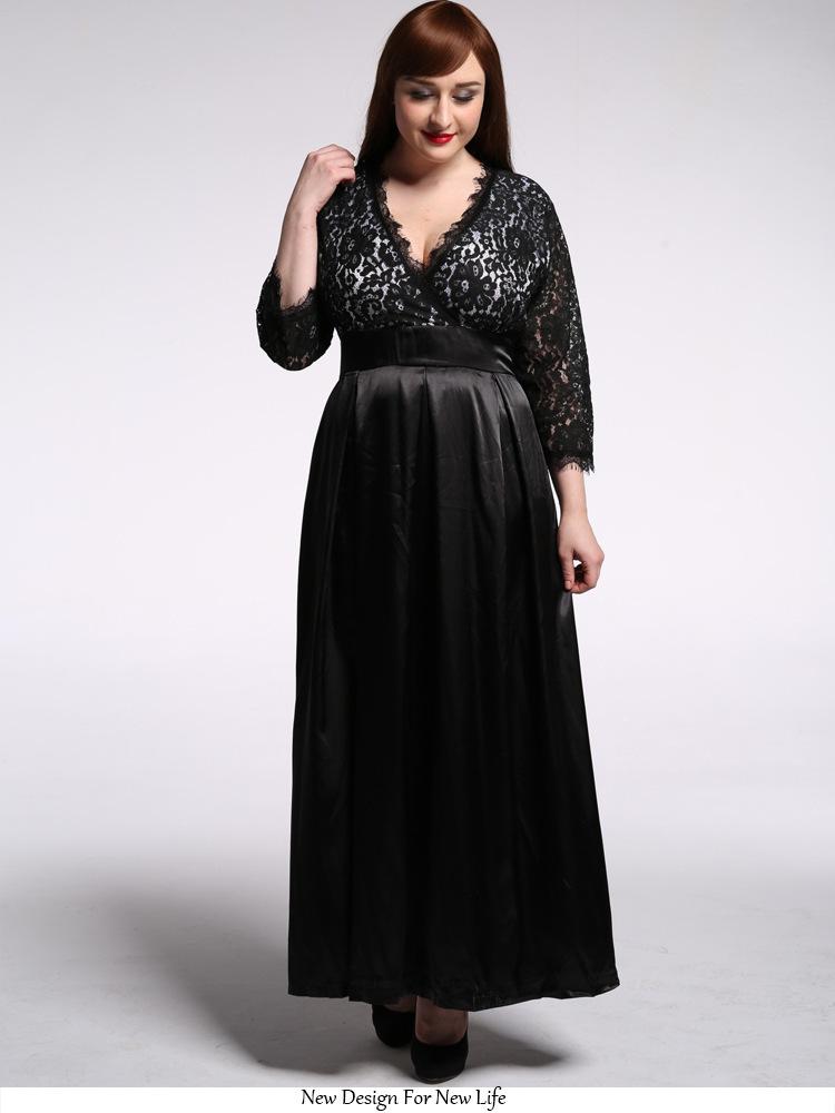 Dlhé spoločenské šaty pre moletky - 7 veľkostí 249faf882f8