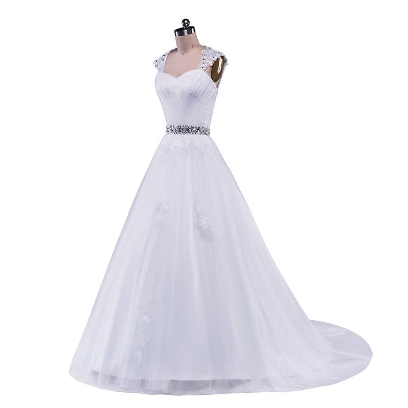 b6ed3b62080b Dlhé svadobné šaty - 12 veľkostí