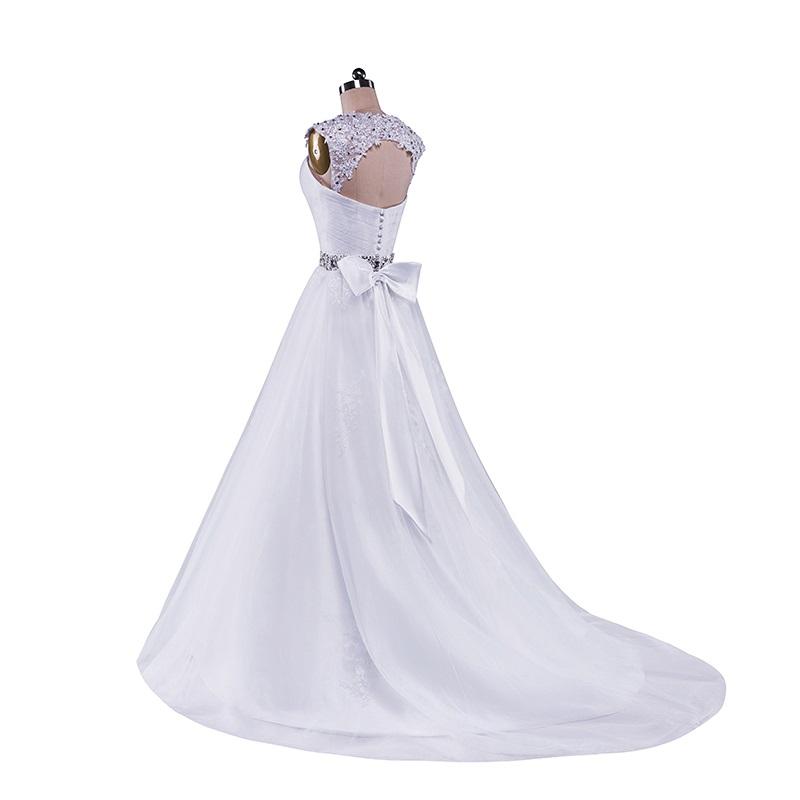 d6114bc8a218 Dlhé svadobné šaty - 12 veľkostí