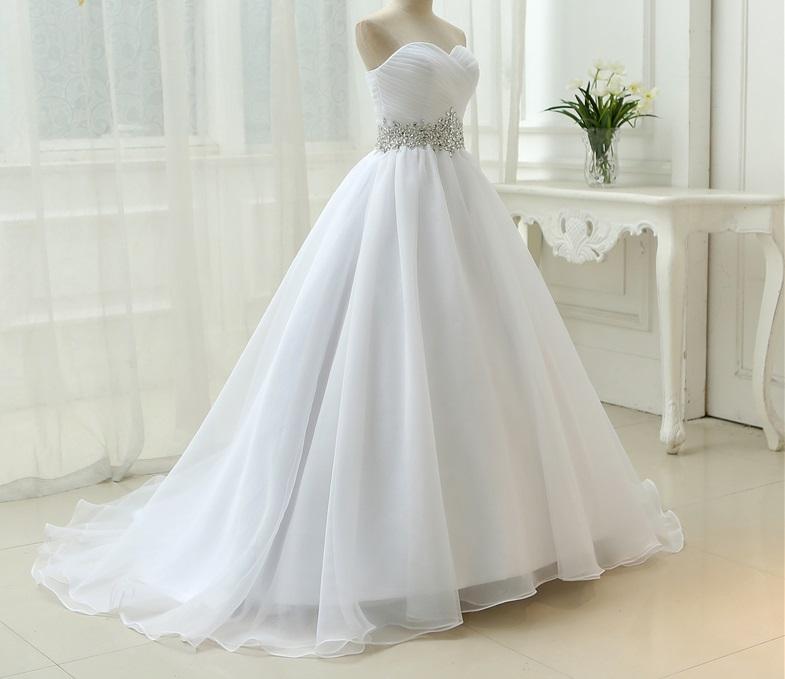 Dlhé svadobné šaty - 15 veľkostí 36a1c119bab