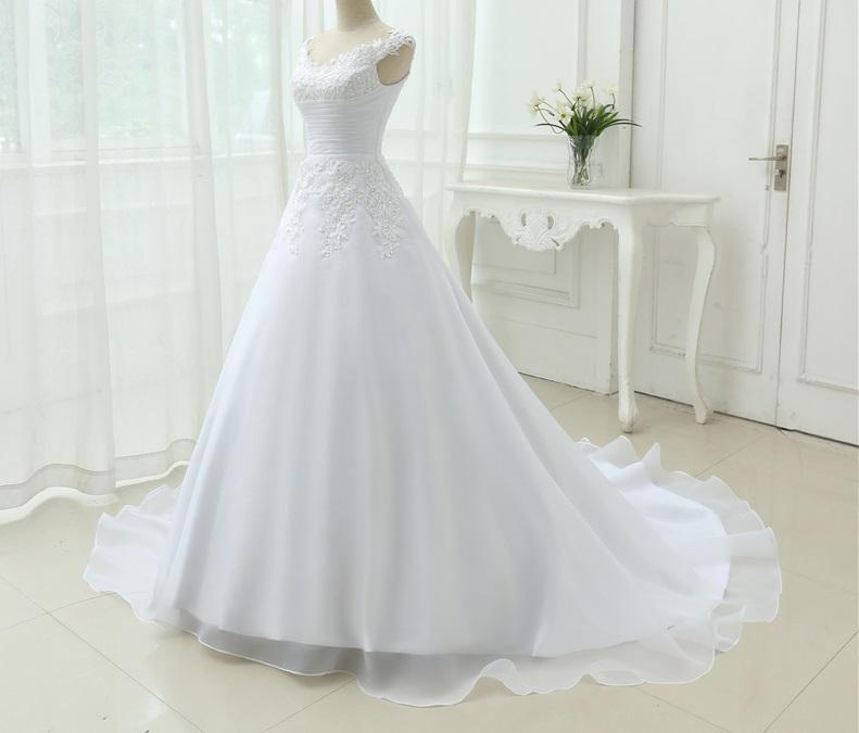 a95db3d23 Dlhé svadobné šaty - 8 veľkostí, 2 farby, 40 - 135 € | Svadobné shopy |  Mojasvadba.sk