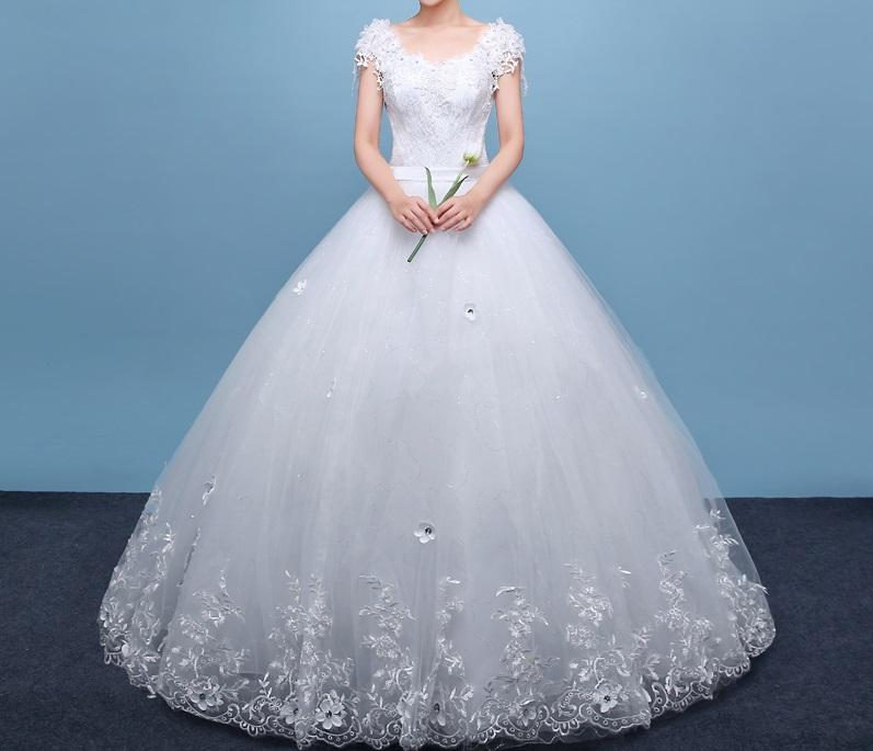 b87fe9b71 Dlhé svadobné šaty - 8 veľkostí, 46 - 100 € | Svadobné shopy | Mojasvadba.sk