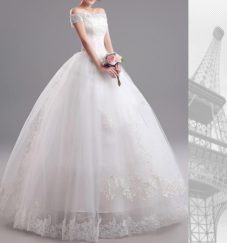 c72c944fd Dlhé svadobné šaty - 8 veľkostí, 48 - 120 € | Svadobné shopy | Mojasvadba.sk