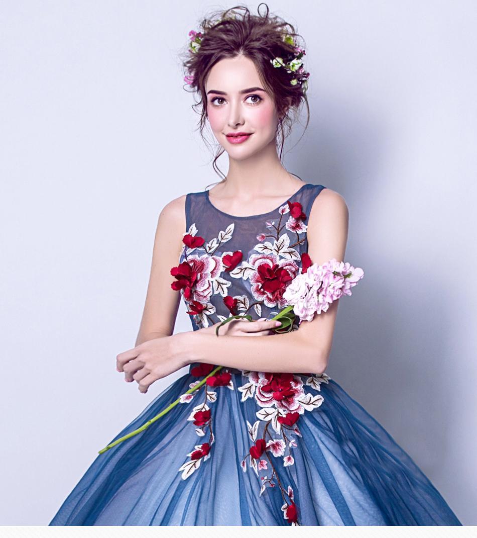 Extravagantné dlhé svadobné šaty - 7 veľkosti 70aa3381373