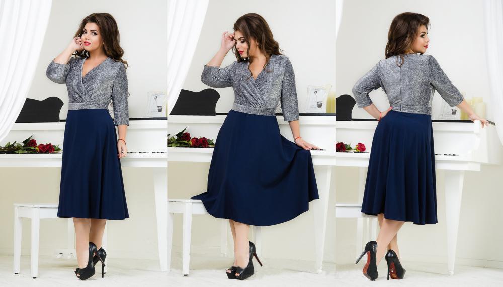 f89355ea98db Krátke spoločenské šaty pre moletky - 5 veľkostí