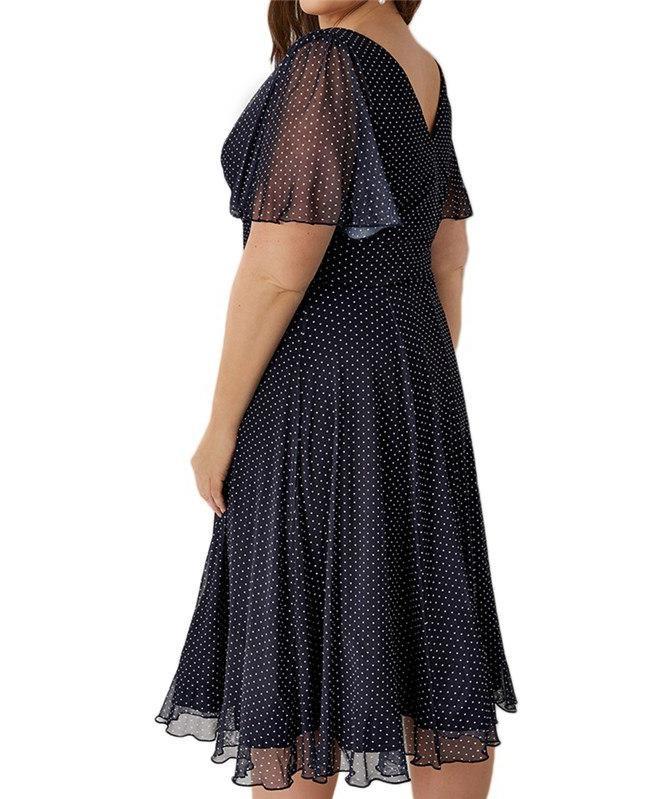 7303d8711ae2 Krátke spoločenské šaty pre moletky - 5 veľkostí