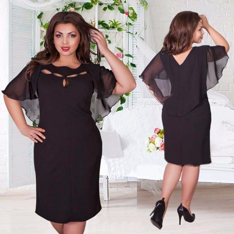f1ec82655b5f Krátke spoločenské šaty pre moletky - 7 veľkostí