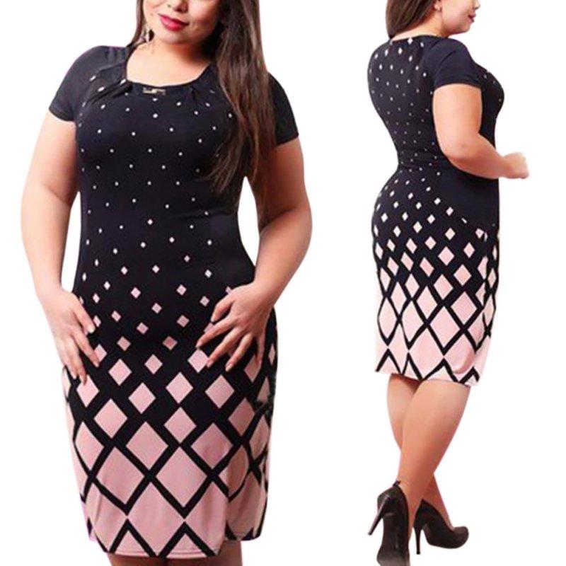 Krátke spoločenské šaty pre moletky - 7 veľkostí 51981036373
