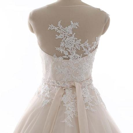 Dlhé svadobné šaty - 12 veľkostí, 38