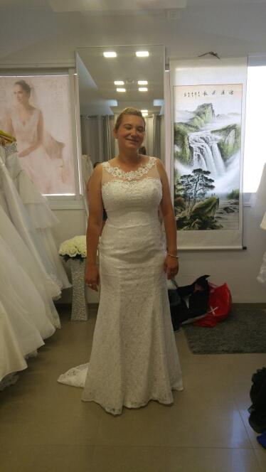 a4c029e9a69d Dlhé svadobné šaty - 8 veľkostí