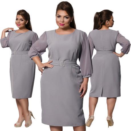 Krátke šaty pre moletky - 7 veľkostí, 48