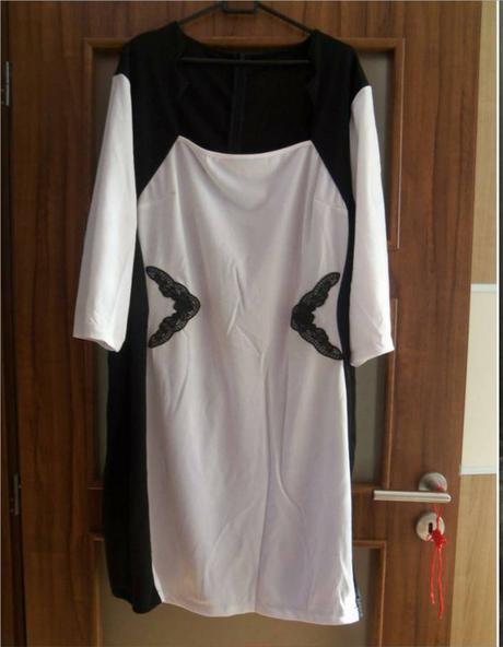 Spoločenské šaty pre moletky k dodaniu ihneď - 4XL, 52