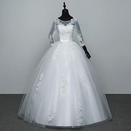 10d8f9fab020 Svadobné šaty k dispozícii ihneď eu 42-46