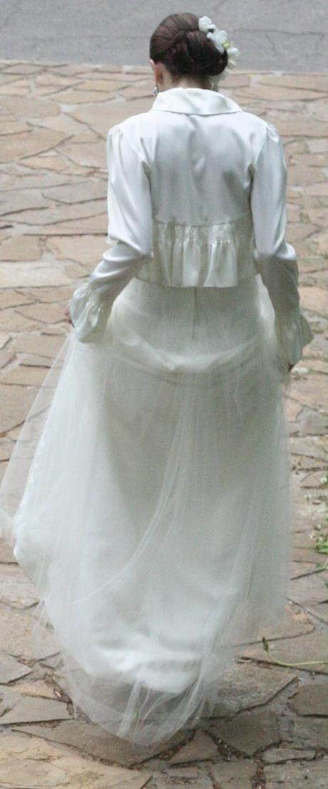 Šaty s bolerkom, 38