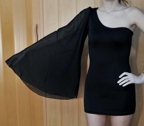 Mini šaty, S