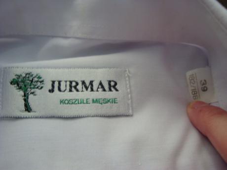 Pánská bílá košile, 40