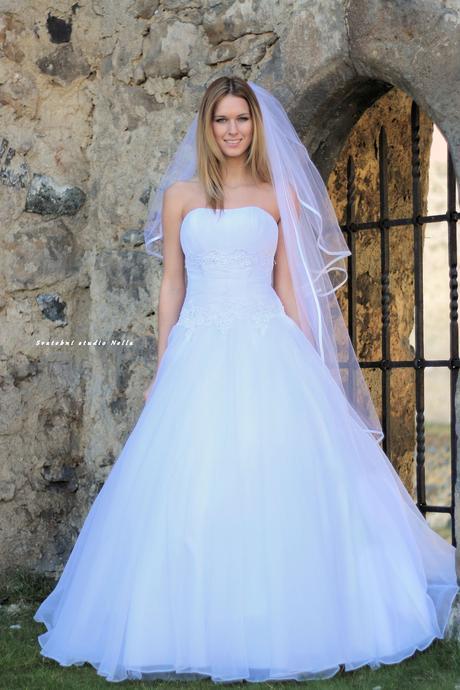 Svatební šaty N59, 36