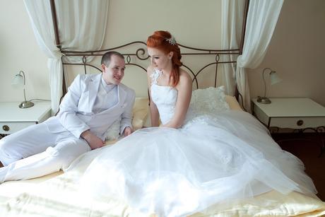 Svatební šaty N9, 34