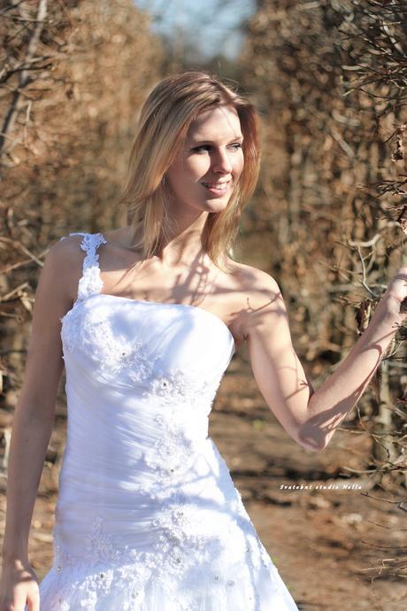 Svatební šaty N9, 36