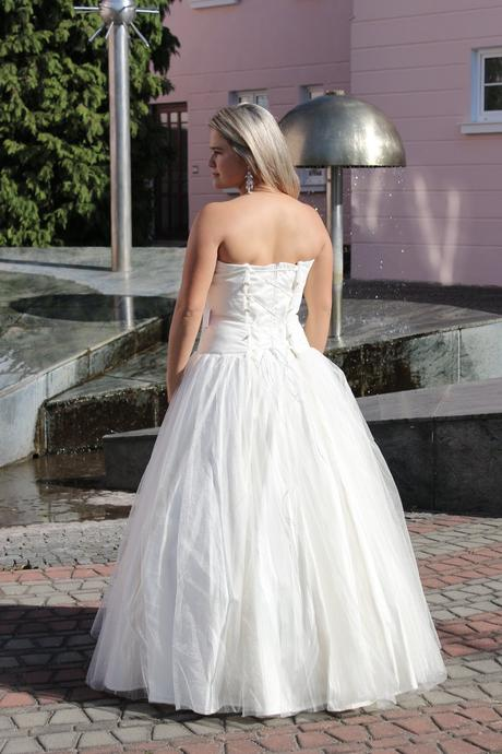 Svatební šaty vel.38, 40 až 42., 40