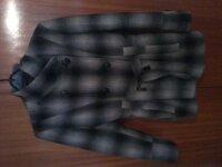 Trojštvrťový zimný kabátik, 46