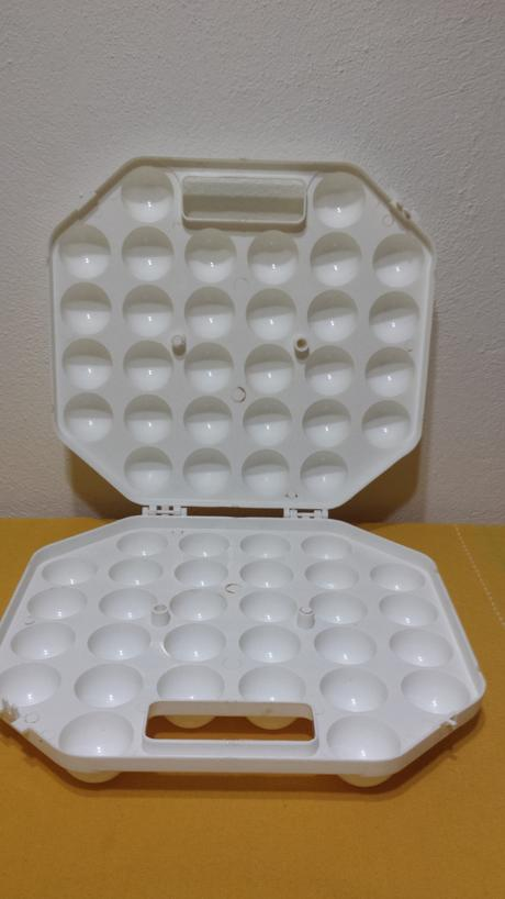box na vajička,