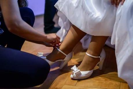 svadobné topánky zn. Witt, 40