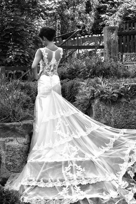 Originální šaty šité na míru , 36