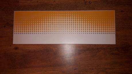 Midian giallo dekor Punto 20x60 cm,