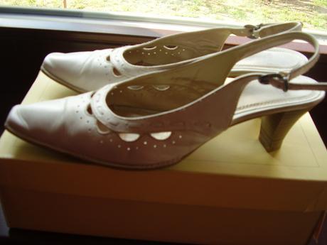 Kožené sandále, 39