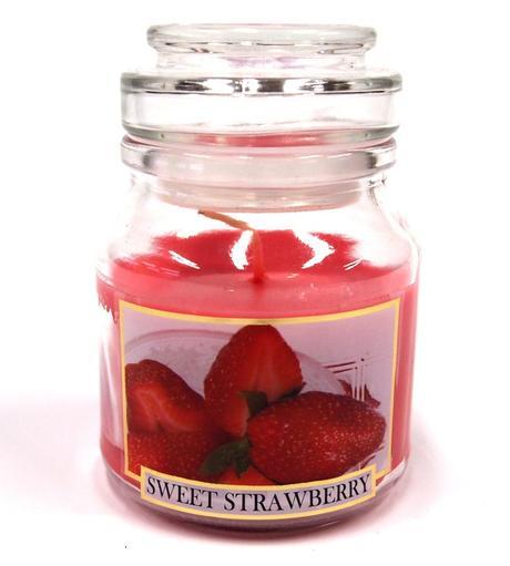 Sviečka jahoda - aromatická,