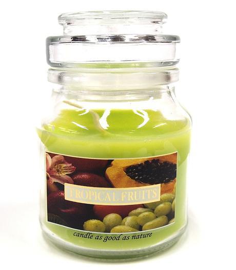 Sviečka tropické ovocie - aromatická,