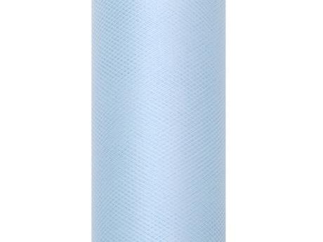Tyl modrý 15cm,
