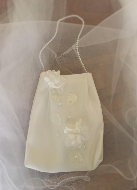 Kabelka pro nevěstu - výprodej,