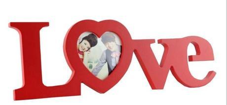 Rámeček na fotku - LOVE,