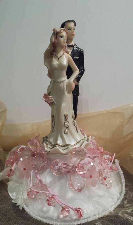Romantická figurka - sleva,