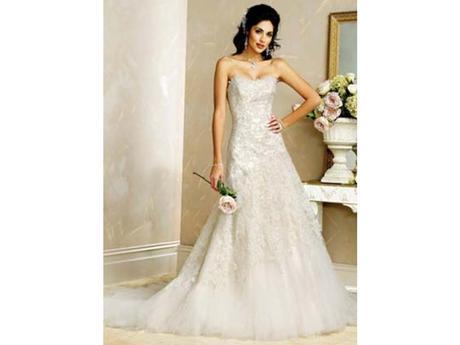 Svatební krajkové šaty Mirabela- Magie Sottero , 38