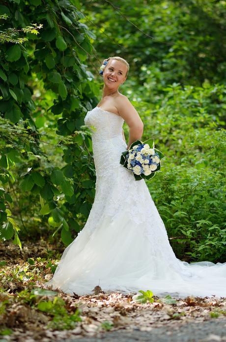 Svatební krajkové šaty Mirabela- Magie Sottero , 40