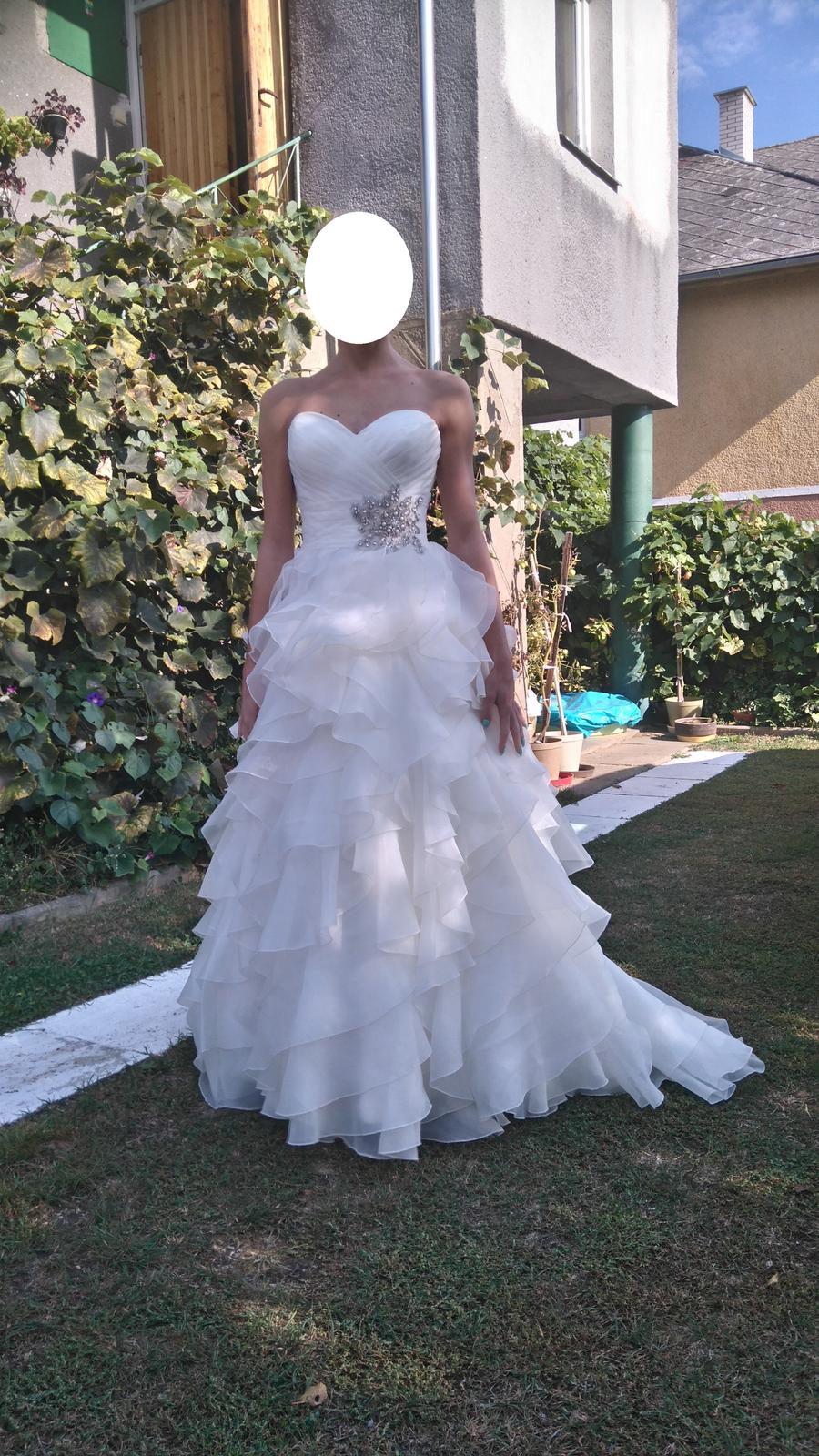 363afc40dc Svadobne saty allure bridals
