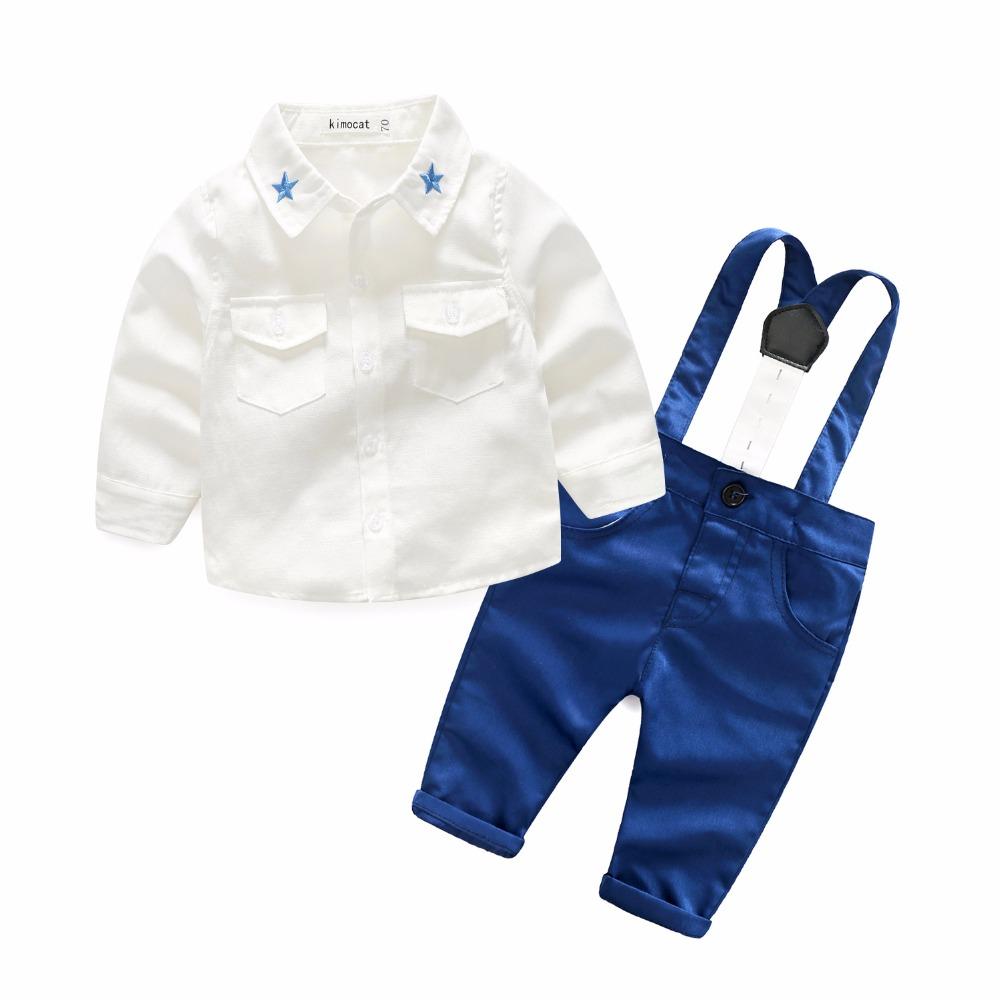 Set košeľa + nohavice + traky fe78b335315
