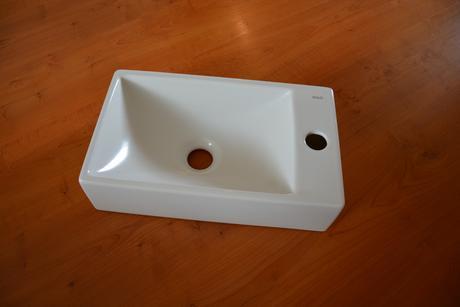 Umývadlo na dosku KOLO QUATTRO 40x23 cm,
