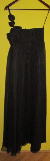 luxusné šaty, S