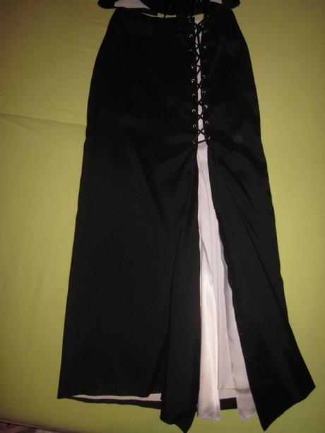 Elegantné korzetové šaty , 38