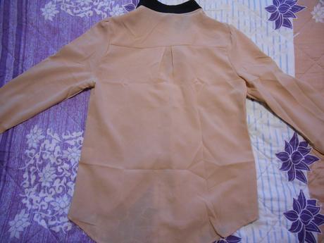bezova bluzka, 38
