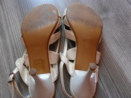 sandalky, 40