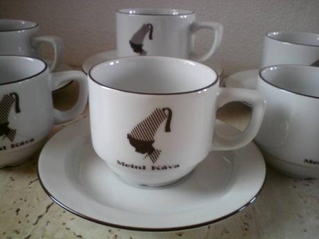Šialky Meinl káva,